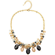 Buy Adele Marie Glass Bead Necklace, Multi Online at johnlewis.com