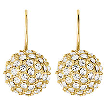 Buy Dyrberg/Kern French Hook Crystal Drop Earrings Online at johnlewis.com