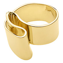Buy Dyrberg/Kern Sculptural Curvaceous Ring Online at johnlewis.com