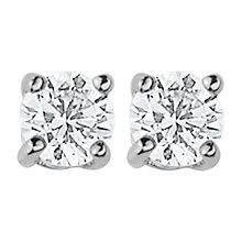 Buy Dyrberg/Kern Cubic Zirconia Stud Earrings Online at johnlewis.com
