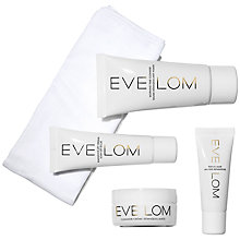 Buy Eve Lom Travel Essentials Skincare Gift Set Online at johnlewis.com