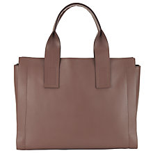 Buy Kin by John Lewis Romy Leather Tote Bag Online at johnlewis.com