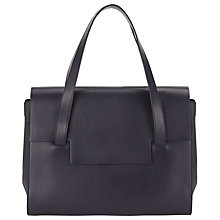 Buy Kin by John Lewis Romy Leather Shoulder Bag Online at johnlewis.com