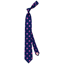 Buy Thomas Pink Mason Spot Woven Tie Online at johnlewis.com