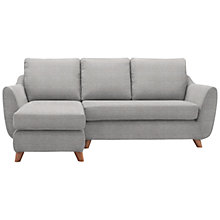 Buy G Plan Vintage Sixty Seven LHF Chaise End Sofa Online at johnlewis.com