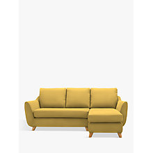 Buy G Plan Vintage The Sixty Seven RHF 3 Seater Chaise End Sofa Online at johnlewis.com