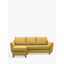 Buy G Plan Vintage Sixty Seven LHF 3 Seater Chaise End Sofa Online at johnlewis.com