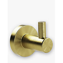 Buy Miller Bond Brass Single Robe Hook Online at johnlewis.com