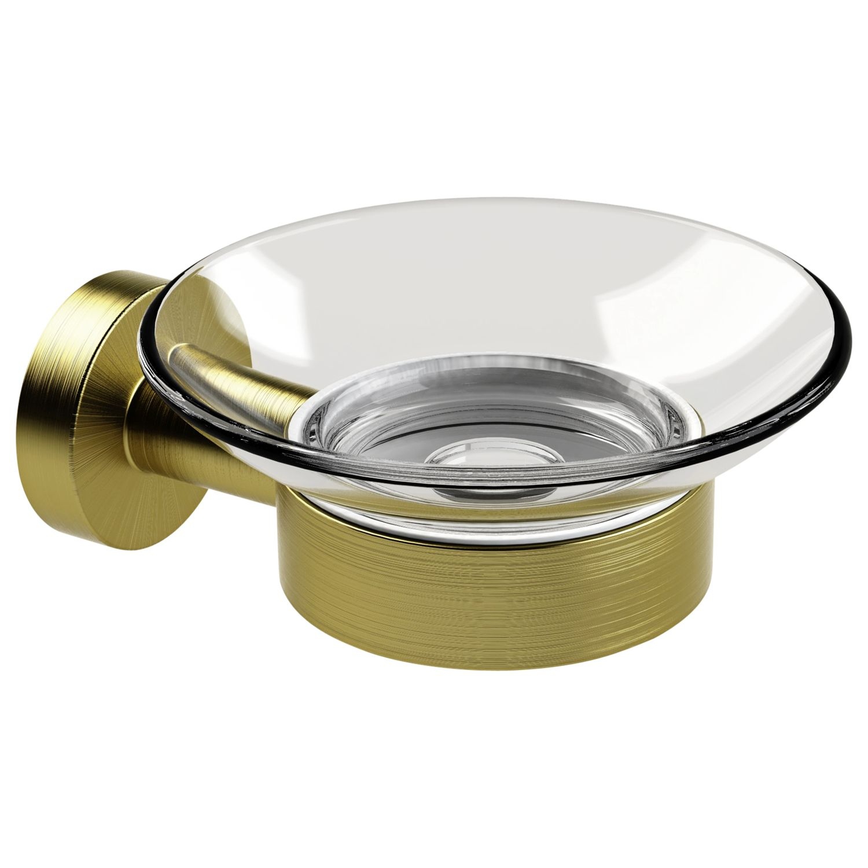 Miller from Sweden Miller Bond Brass Soap Dish