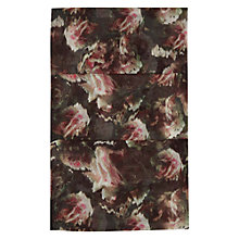 Buy Hobbs Beatrice Scarf, Grey/Multi Online at johnlewis.com