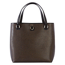 Buy Karen Millen Perforated Small Bucket Bag Online at johnlewis.com
