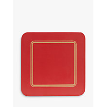 Buy John Lewis Classic Coaster, Set of 6 Online at johnlewis.com
