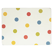 Buy John Lewis Bright Spot Placemat, Set of 6 Online at johnlewis.com