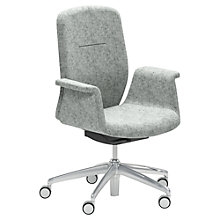 Buy Boss Design Mea Office Chair Blazer Fabric Online at johnlewis.com
