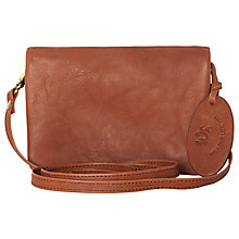 Buy White Stuff Mini Umbria Leather Bag, Tan Online at johnlewis.com