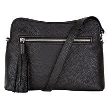 Buy Hobbs Winchester Leather Satchel Online at johnlewis.com
