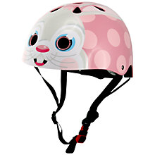 Buy Kiddimoto Bunny Helmet, Small Online at johnlewis.com