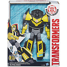 Buy Transformers Bumblebee Figure Online at johnlewis.com