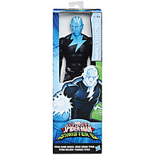 Buy Spider-Man Titan Hero Series Marvel's Electro Online at johnlewis.com