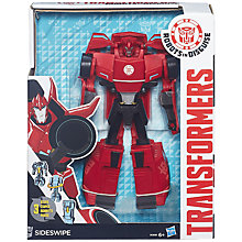 Buy Transformers Sideswipe Figure Online at johnlewis.com