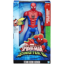 Buy Marvel Word-Slinging Spider-Man Online at johnlewis.com