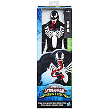 Buy Spider-Man Titan Hero Series Venom Online at johnlewis.com