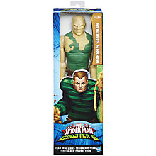 Buy Spider-Man Titan Hero Series Sandman Online at johnlewis.com