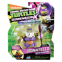 Buy Teenage Mutant Ninja Turtles Donatello Figure Online at johnlewis.com