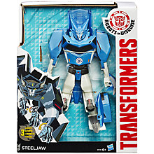 Buy Transformers Steeljaw Figure Online at johnlewis.com