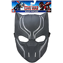 Buy The Avengers Black Panther Mask Online at johnlewis.com