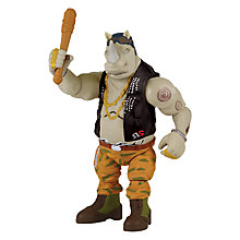 Buy Teenage Mutant Ninja Turtles Talking Rocksteady Online at johnlewis.com