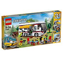 Buy LEGO Creator Vacation Getaways Online at johnlewis.com