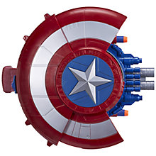 Buy Marvel Captain America Civil War Blaster Shield Online at johnlewis.com