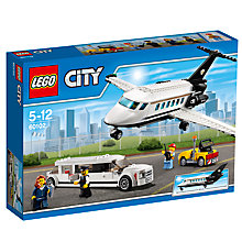Buy LEGO City Airport VIP Service Online at johnlewis.com