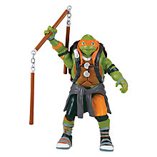 Buy Teenage Mutant Ninja Turtles Talking Michelangelo Online at johnlewis.com