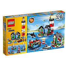 Buy LEGO Creator Lighthouse Point Online at johnlewis.com
