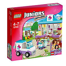 Buy LEGO Friends Mia Vet Clinic Online at johnlewis.com