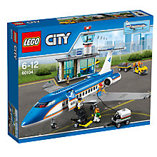 Buy LEGO City 60104 Passenger Terminal Online at johnlewis.com