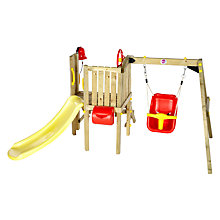 Buy Plum Tower Wooden Play Center Online at johnlewis.com