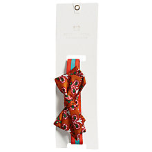 Buy Scotch & Soda Printed Bow Tie, Multi Online at johnlewis.com