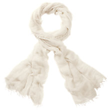 Buy Pure Collection Ultra Fine Cashmere Scarf Online at johnlewis.com