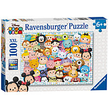 Buy Ravensburger Disney Tsum Tsum XXL Puzzle, 100 Pieces Online at johnlewis.com