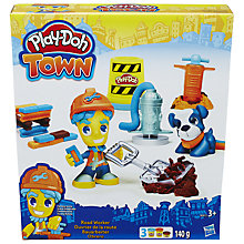 Buy Play-Doh Road Worker Online at johnlewis.com