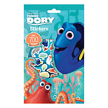 Buy Finding Dory 700 Stickers Online at johnlewis.com