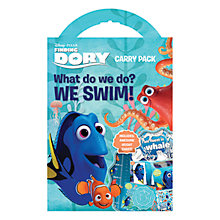 Buy Finding Dory Carry Pack Online at johnlewis.com