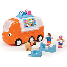 Buy WOW Toys Casey Camper Van Online at johnlewis.com