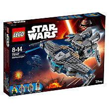 Buy LEGO Star Wars Star Scavenger Online at johnlewis.com