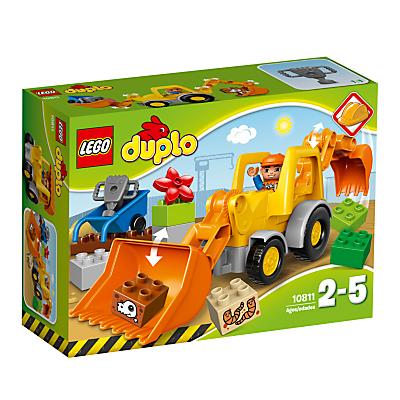 LEGO Duplo 10811 Backhoe Loader