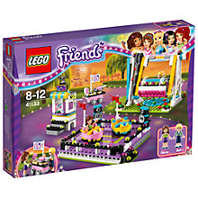 Buy LEGO Friends 41133 Amusement Park Bumper Cars Online at johnlewis.com