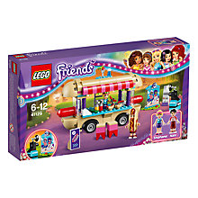 Buy LEGO Friends Hot Dog Van Online at johnlewis.com